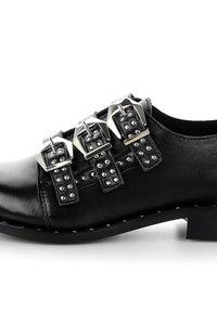 PRIMA MODA - ALMC - Business-Slipper - black - 4