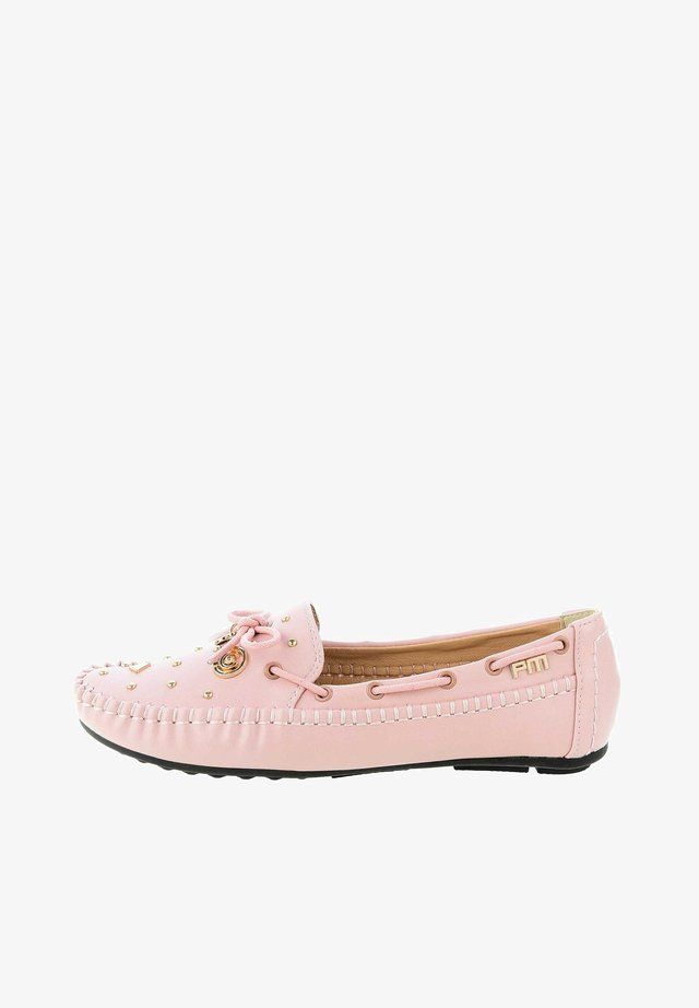 TELGATE - Boat shoes - pink