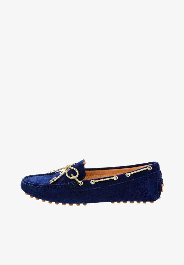 MARANELLO - Chaussures bateau - dunkelblau