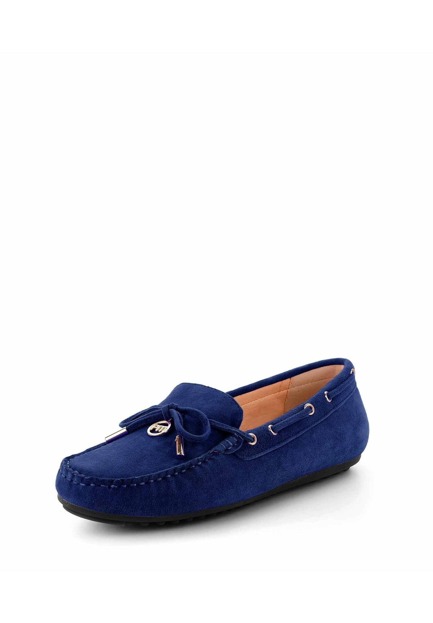 Prima Moda Malpaga - Chaussures Bateau Granatowy