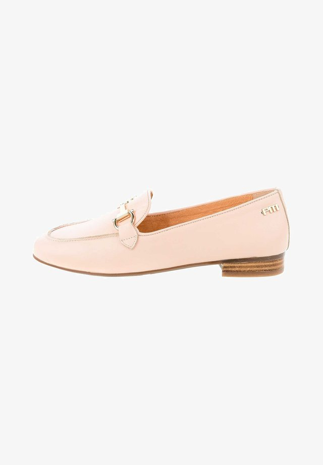 TURIANO - Instappers - light pink