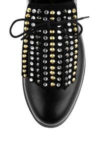 PRIMA MODA - MANCINI - Zapatos de vestir - black - 4