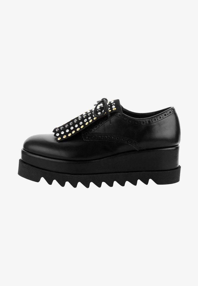 PRIMA MODA - MANCINI - Zapatos de vestir - black