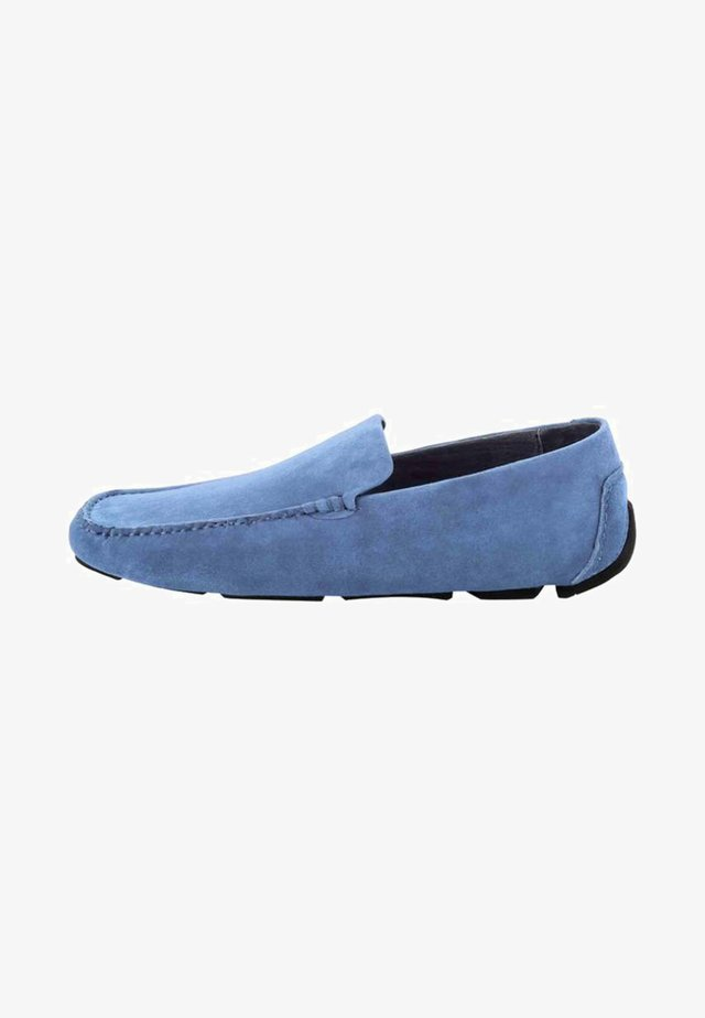 TAIBON - Półbuty wsuwane - blue