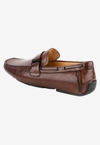 PRIMA MODA - ARFANTA - Chaussures bateau - brown - 3