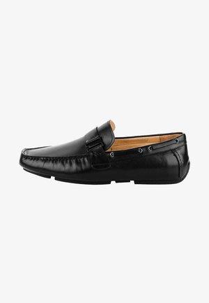 ARFANTA - Boat shoes - black