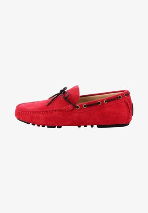 PATERNO - Moccasins - red