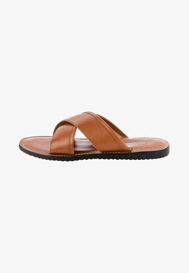 ORCAZZO - Sandaler - brown