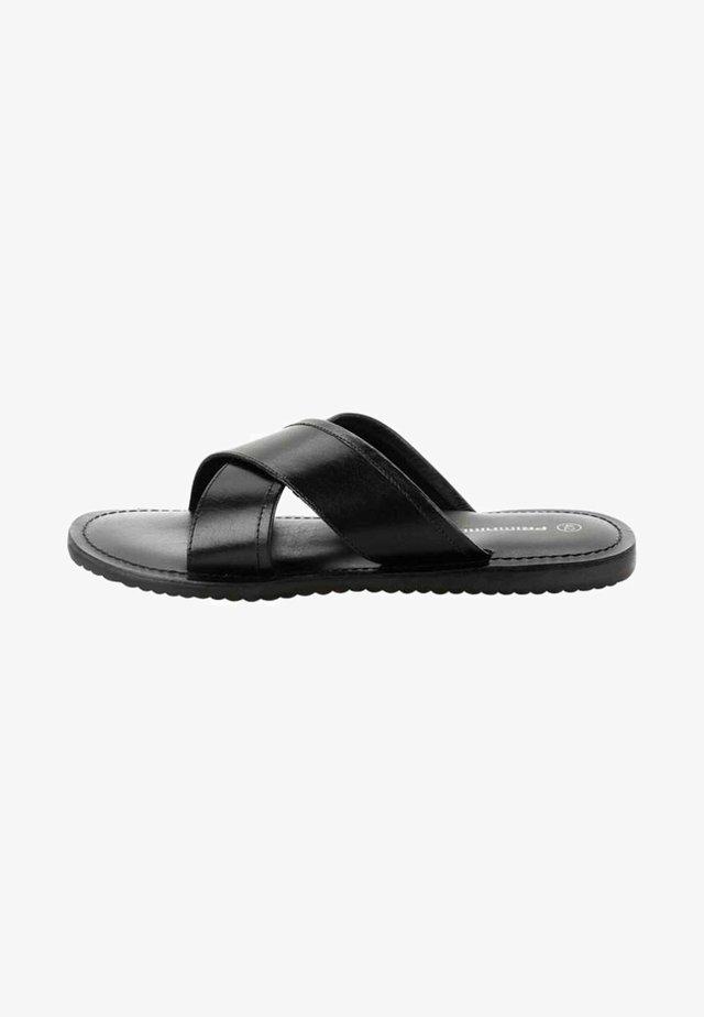 ORCAZZO - Slip-ins - black