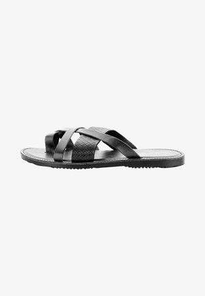 ANTONIO - Pantofole - black