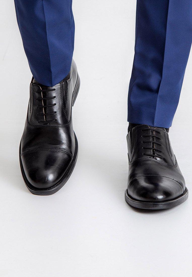 PRIMA MODA - LASEI  - Smart lace-ups - black