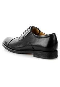 PRIMA MODA - LASEI  - Smart lace-ups - black - 4