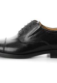 PRIMA MODA - LASEI  - Smart lace-ups - black - 5