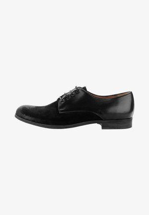NASIDI  - Klassiset nauhakengät - black