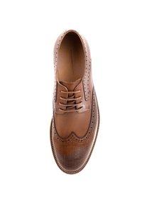 PRIMA MODA - NASINO - Smart lace-ups - brown - 1