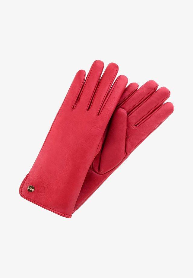 PAROLISE  - Handschoenen - czerwony