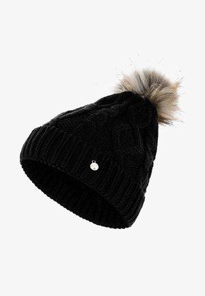 MANTA - Mütze - black