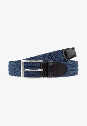 DIGNANO - Palmikkovyö - blue