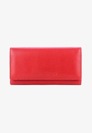 CAIAZZO - Portfel - red