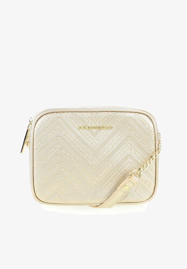 BERRA - Across body bag - gold