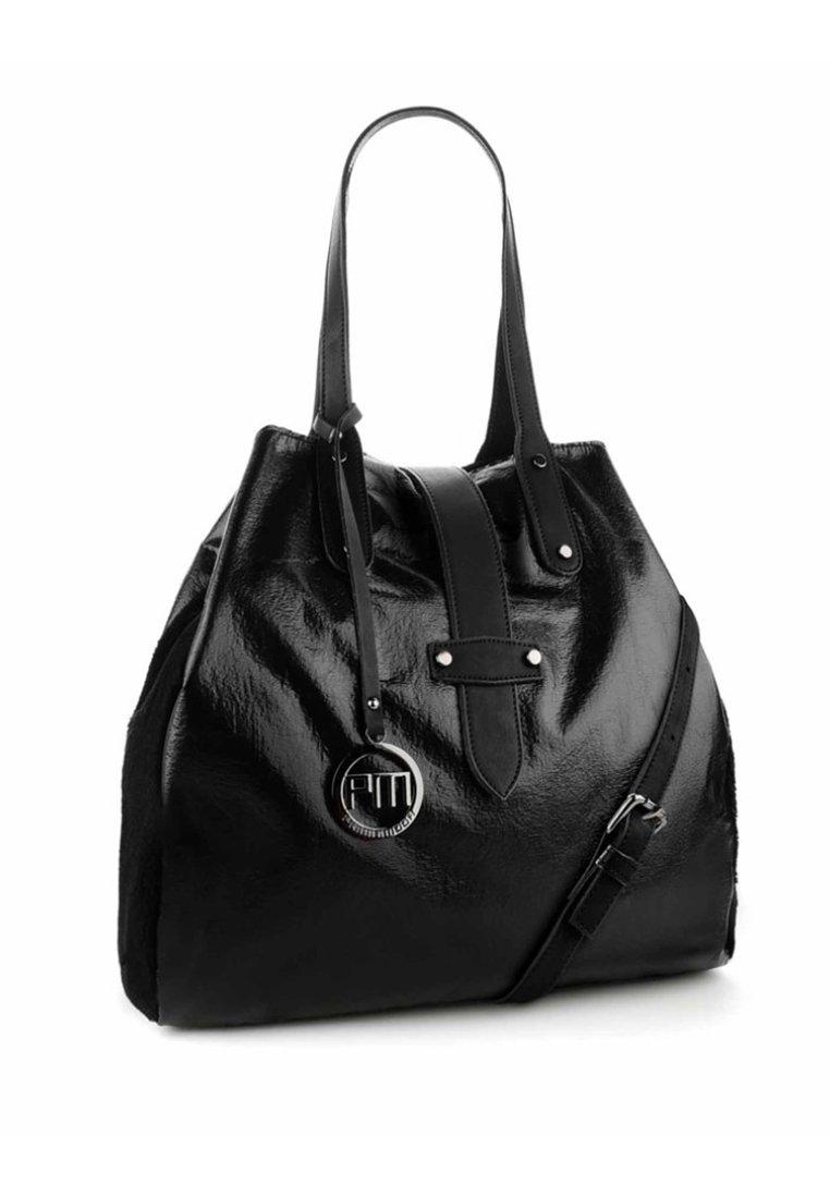 PRIMA MODA ERICE - Shopping Bag - black - Black Friday