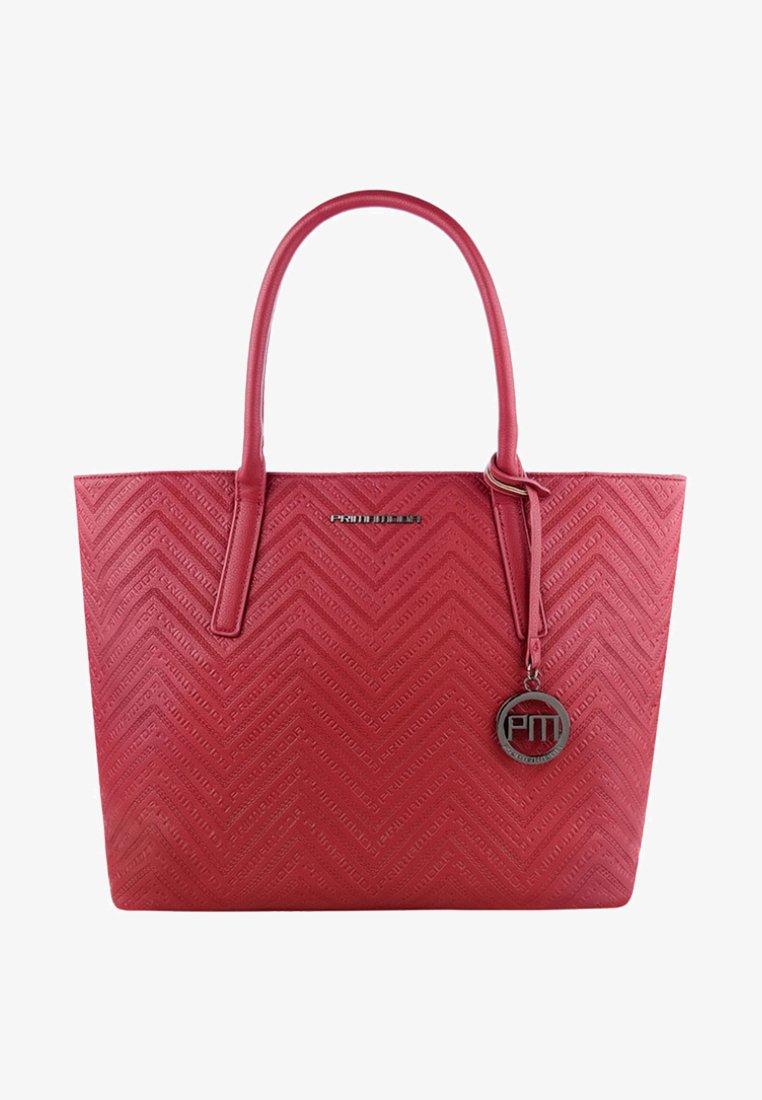 PRIMA MODA - QUIESA - Shopping bags - red