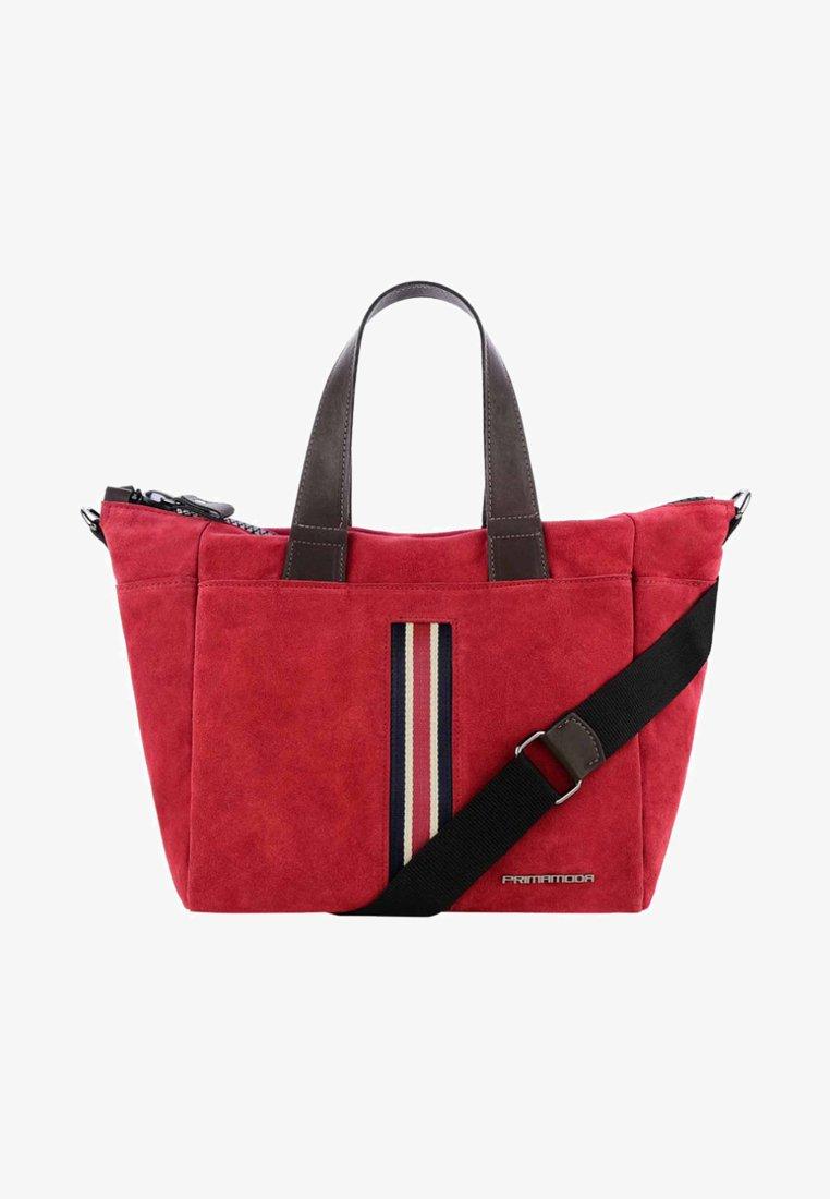 PRIMA MODA - DURONIA - Handtasche - red