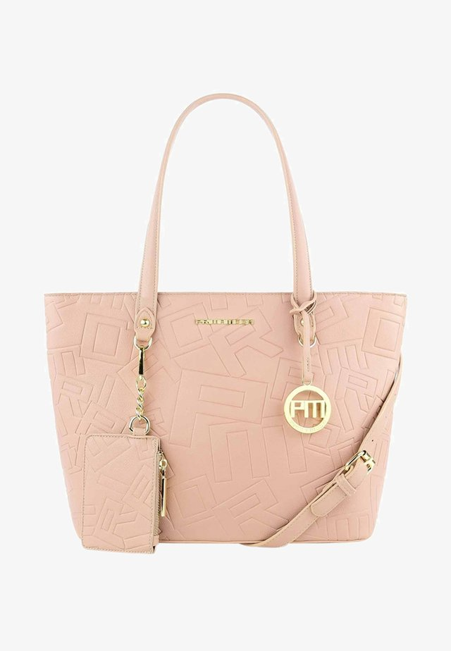 BIAZA - Shopping bag - pink