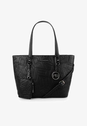 BIAZA - Tote bag - black