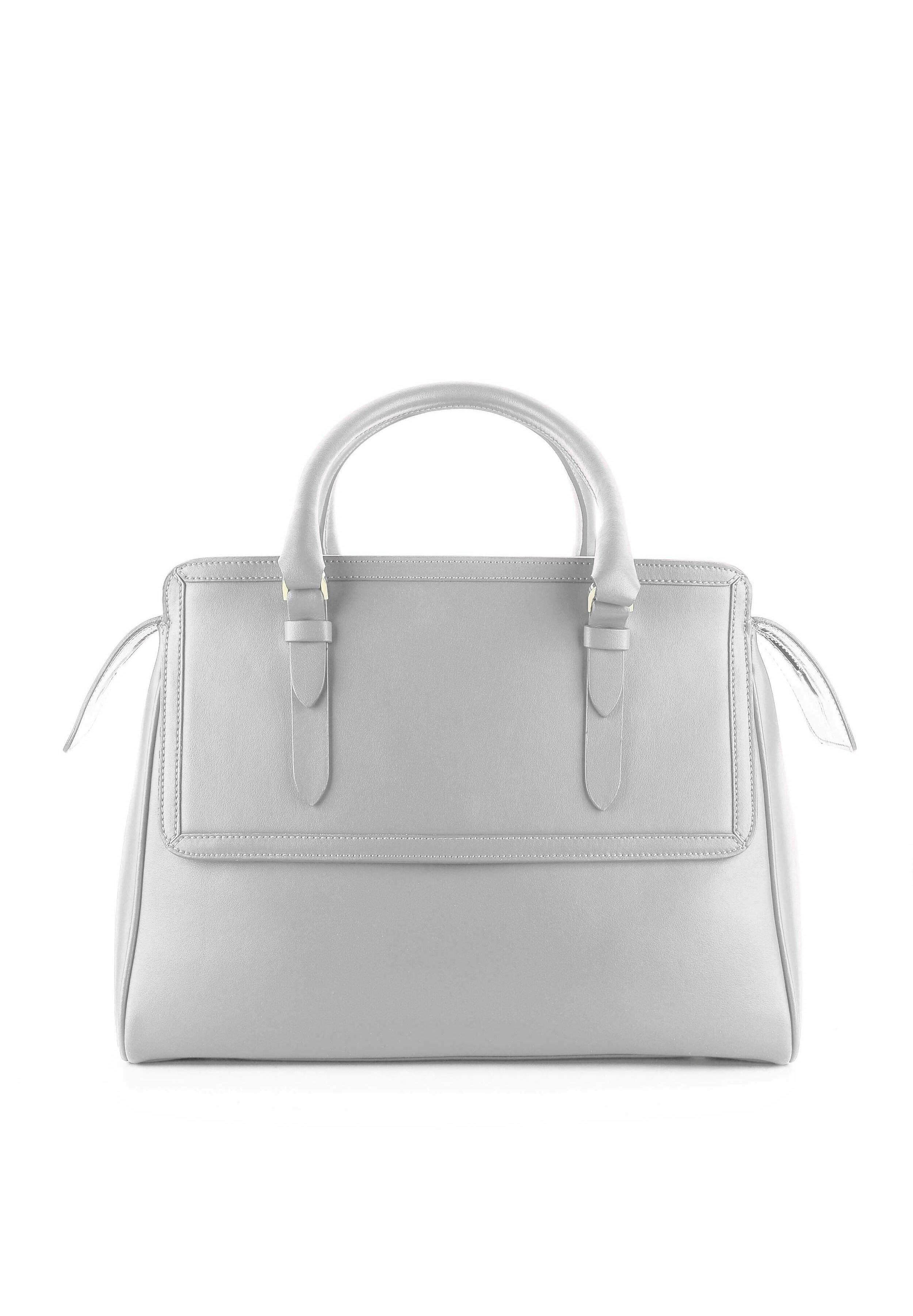 PRIMA MODA CAMBO - Handväska - grey