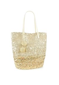 PRIMA MODA - TEGLIO - Shopping bag - beige - 1