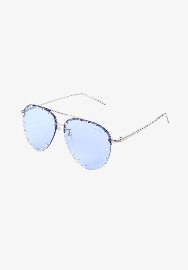 FABBRI - Sunglasses - blue