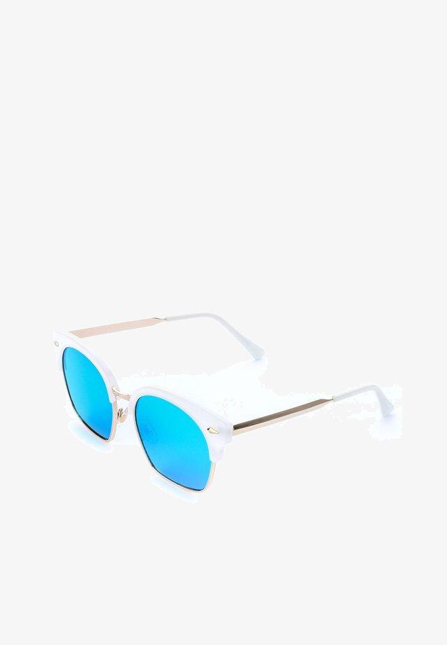 FAICCHIO - Okulary przeciwsłoneczne - niebieski