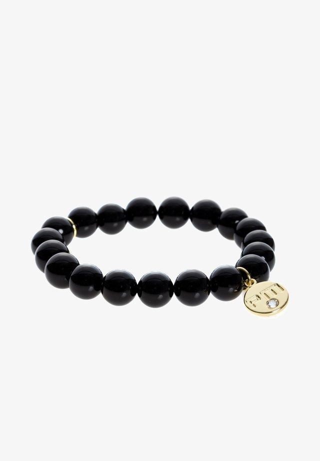 GALLIANA  - Armband - schwarz