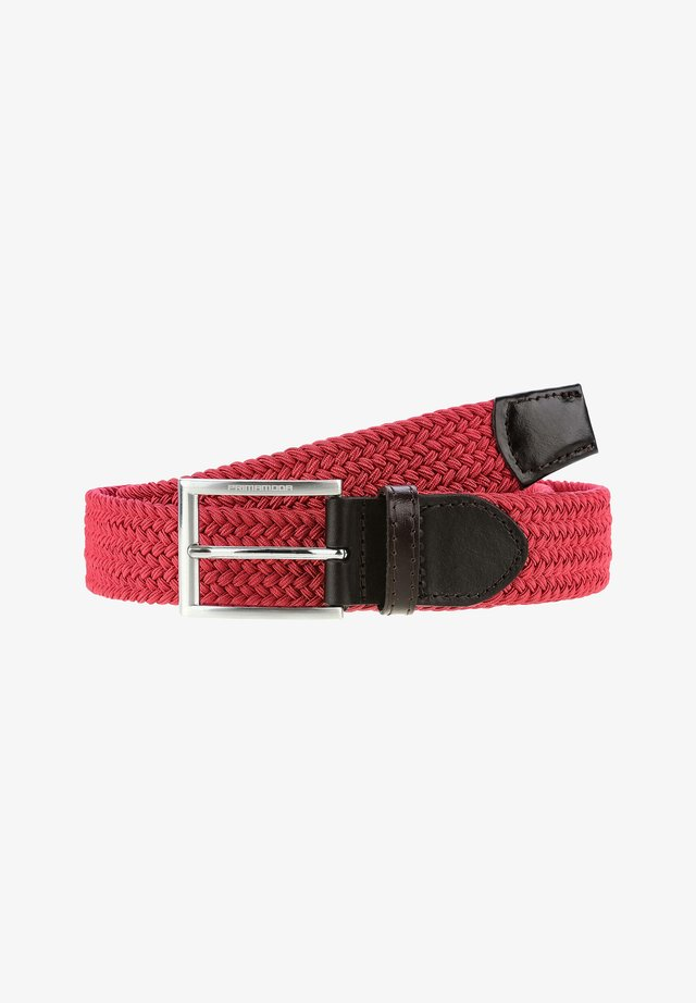 DIGNANO - Belt - red