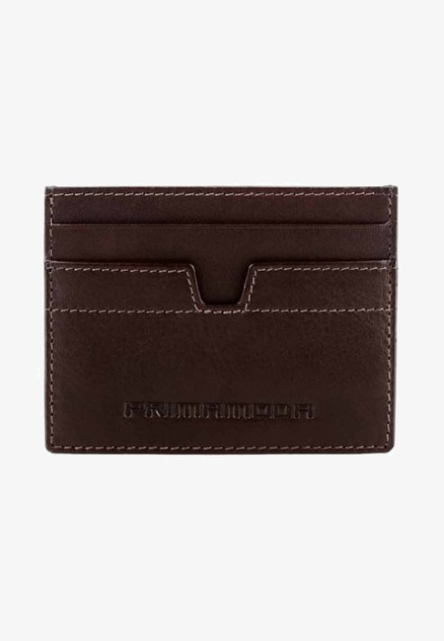 RASA - Business card holder - brown