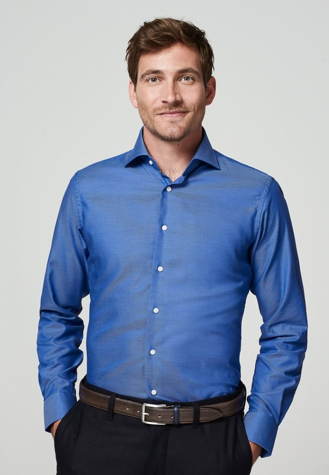 SLIM FIT - Formal shirt - blauw