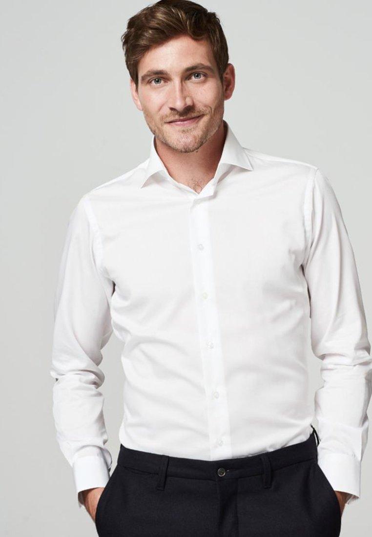 MICHAELIS - SLIM FIT - Zakelijk overhemd - wit