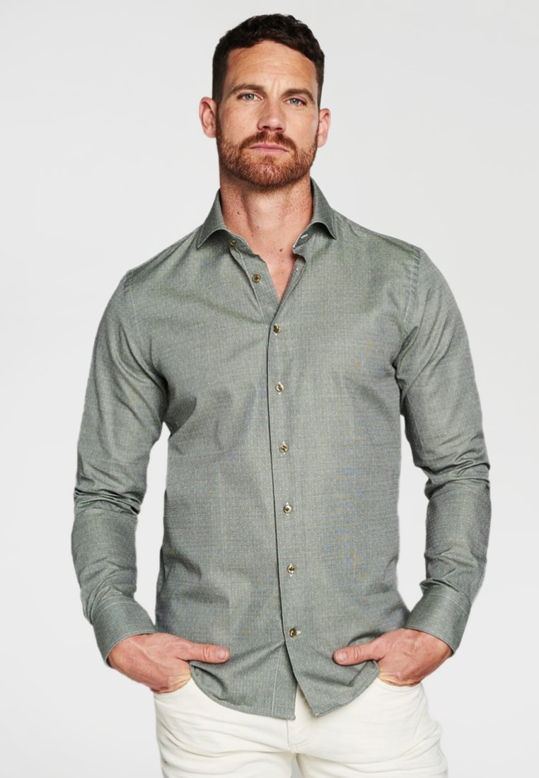 PROFUOMO - Overhemd - green