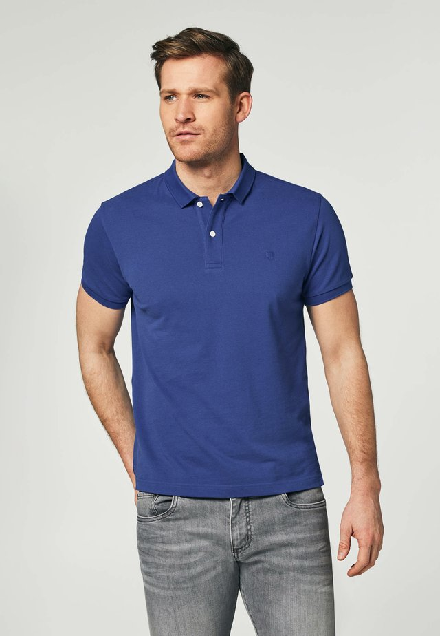 Polo shirt - royal