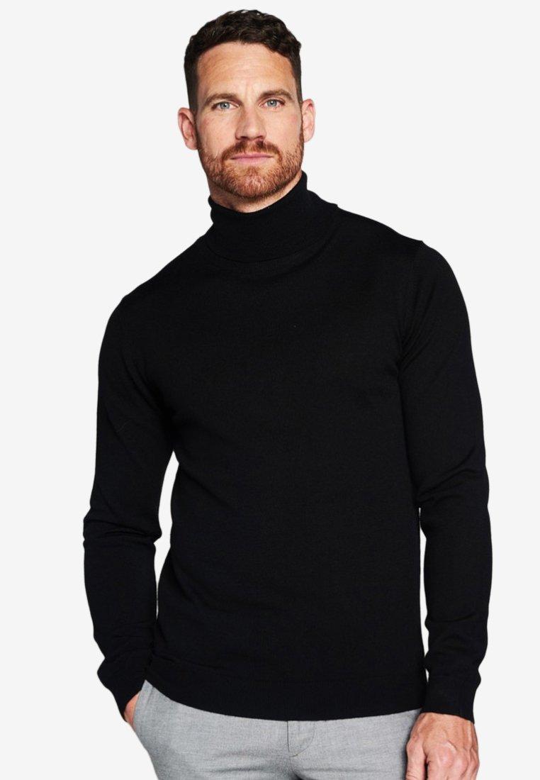 PROFUOMO - Pullover - black