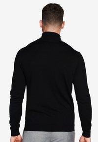 PROFUOMO - Pullover - black - 1