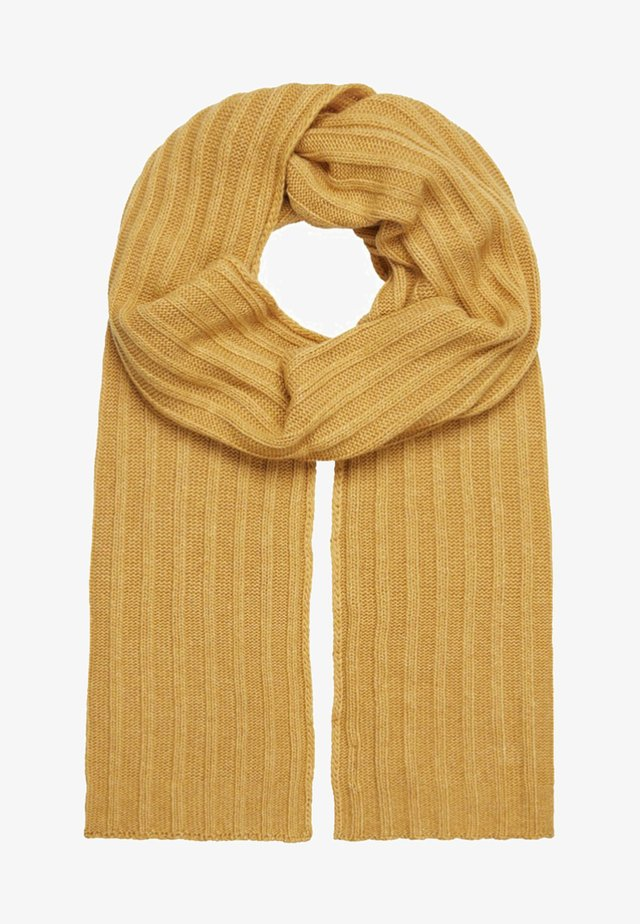Scarf - yellow