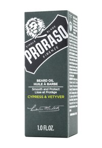 Proraso - BEARD OIL 30ML - Beard oil - cypress & vetyver - 1
