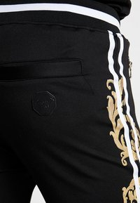 Project X Paris - BAROQUE TRACKSUIT - Pantaloni sportivi - black - 5