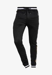Project X Paris - BAROQUE TRACKSUIT - Pantaloni sportivi - black - 4