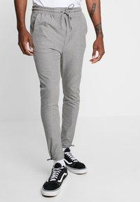 Project X Paris - CUFFED TROUSER - Pantalon classique - grey - 0