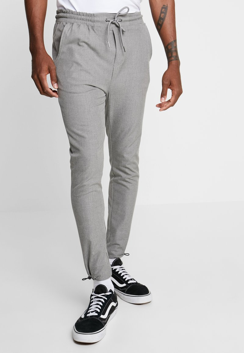 Project X Paris - CUFFED TROUSER - Pantalon classique - grey