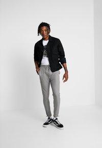 Project X Paris - CUFFED TROUSER - Pantalon classique - grey - 1