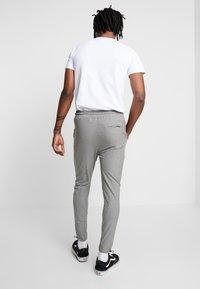 Project X Paris - CUFFED TROUSER - Pantalon classique - grey - 2
